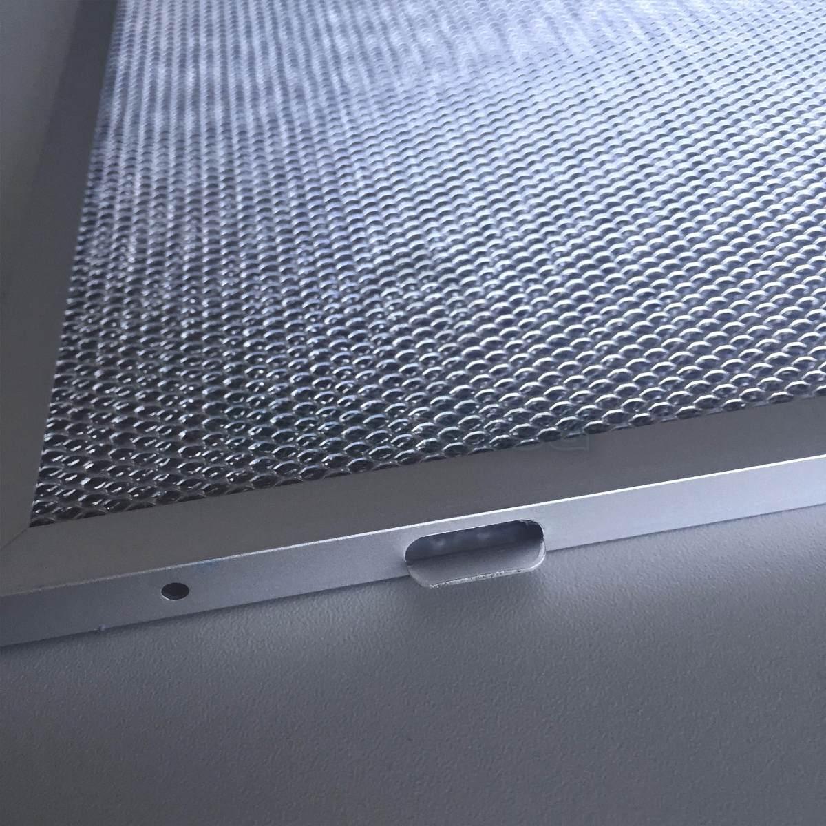 Filtro tela met lico aluminio lav vel coifa electrolux - Tela mosquitera aluminio ...