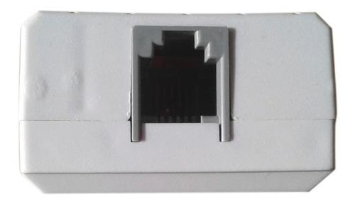 filtro telefono splitter rj11 adaptador tienda bagc