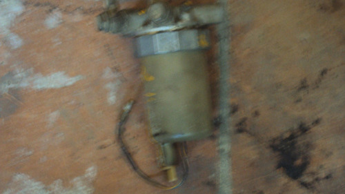 filtro trampa de agua de camión npr con base