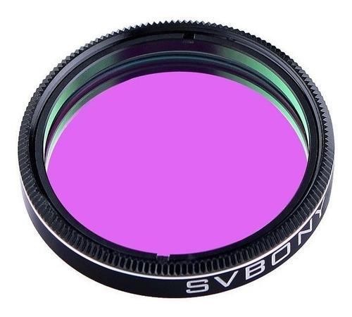 filtro uhc 1.25 p/ telescópio poluição luminosa lentes 2017