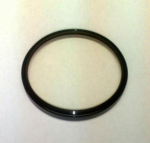 filtro uv 56mm para lentes nikon canon pentax sony fuji