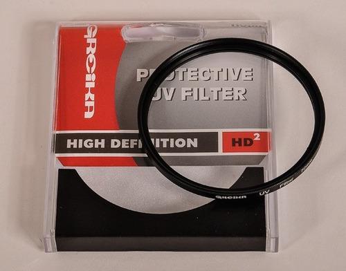 filtro uv 58mm greika