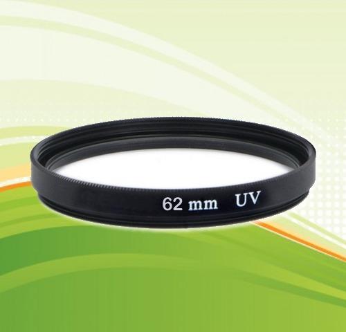 filtro uv 62 mm