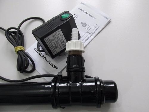 filtro uv-c 30w ext. cleanjump osram lagos 110v