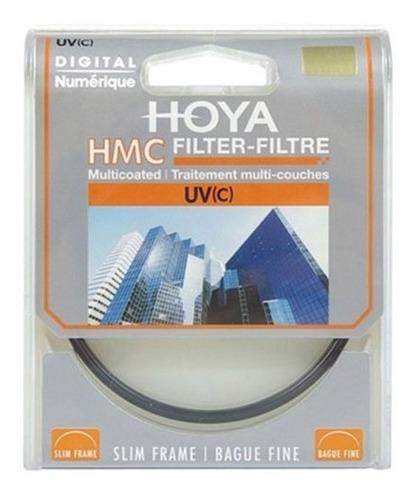 filtro uv hoya hmc 58mm + (caneta lenspen gratis) kit veja!