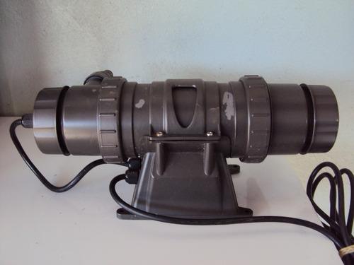 filtro uv lamp. bulbo