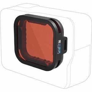 filtro vermelho gopro hero5,6 ou 7 -  original - aacdr-001