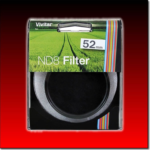 filtro vivitar nd 8 densidad neutra varios diametros e.i.