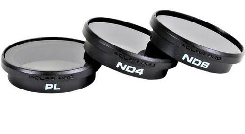 filtros (3pack) phantom 3: estándar para drones  d j i