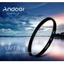 Filtro Uv Marca Andoer 52mm Compatible Con Lentes Nikon