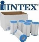filtros a para piscinas de intex. cartuchos para depuradoras