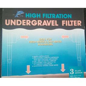 Filtro De Desarrollo Alta Filtracion Sistema De 3 Placas Rf2