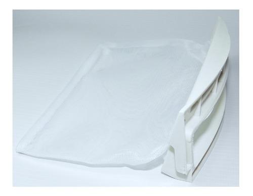 filtros atrapamotas lavadora haceb / daewoo grande juego x 2