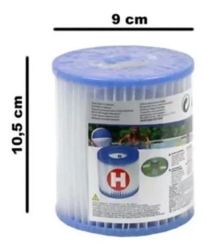 filtros cartucho tipo h 29007 intex y compatibles