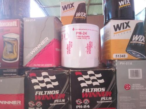 filtros de aceite