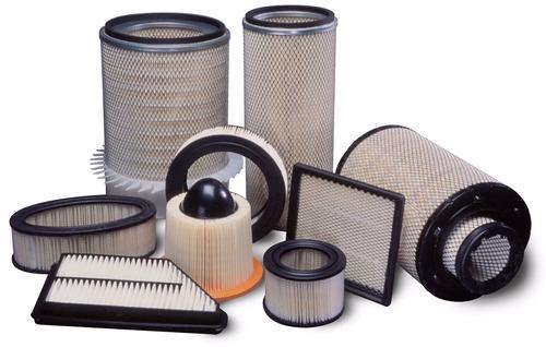 filtros de aceite aire cabina combustible separadores