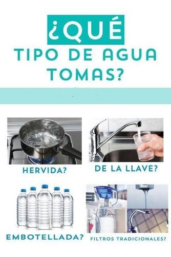 filtros de agua y/o utensilios de cocina.