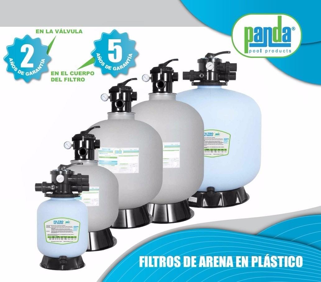 Filtros de arena 14 pulg de piscinas albercas plastico for Filtros de agua para piscinas