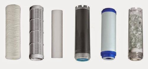 filtros de sedimento- cartuchos