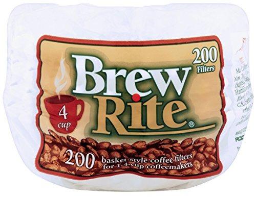 filtros desechables de canasta de cafe de rito de cerveza 4