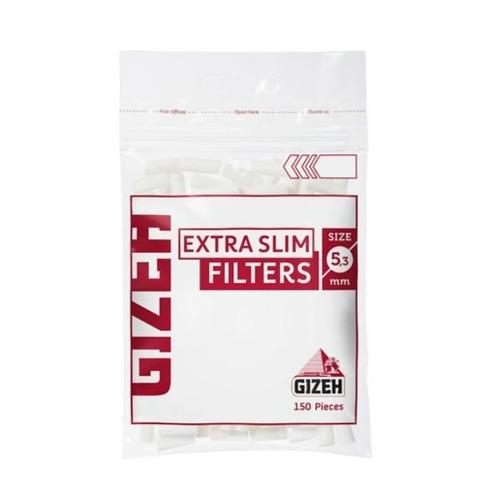 filtros extra slim gizeh x150 para armar cigarrillos gize