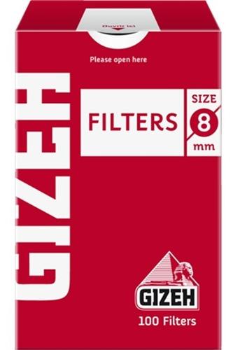 filtros gizeh regular 8mm x100 armar cigarrillos ryo gize