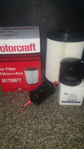 filtros motorcraft kit