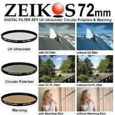 filtros para cámaras digitales todas las medidas
