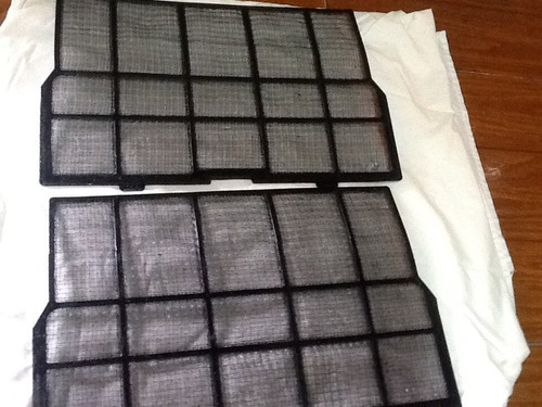 filtros para consola de aire acondicionado de 18000btu