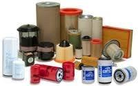 filtros para maquinaria pesada y plantas electricas