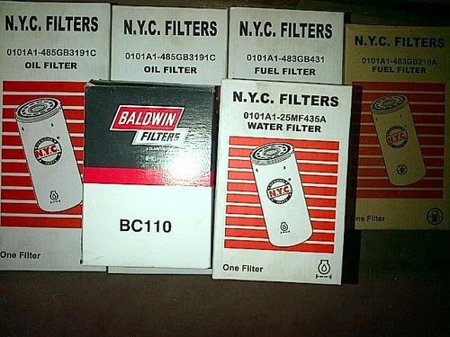 filtros para r600 combo