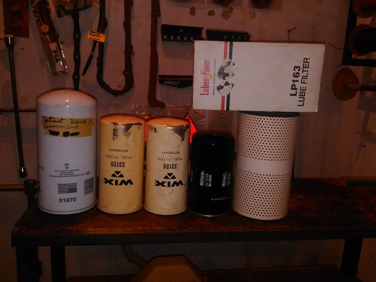 Filtros Variados De Maquina Pesadas Oferta Bs 95000 En Mercado 3976 Fuel Filter Cargando Zoom