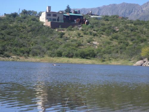 fin de semana largo disp frente al lago en capilla del monte