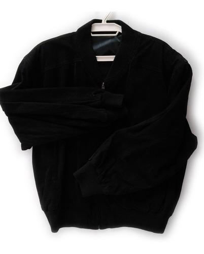 fina chaqueta de piel para dama