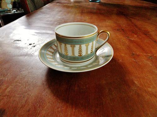 fina xicara de chá  vista alegre clássica ¿ colunas jônicas