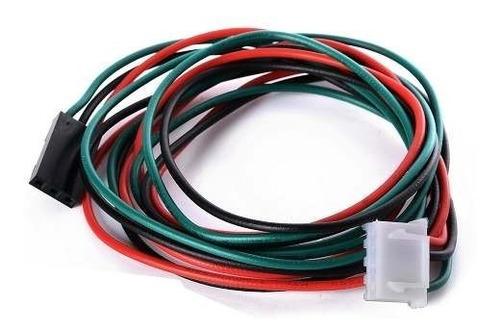 final de carrera (endstop) mecánico + cable conector 3d cnc