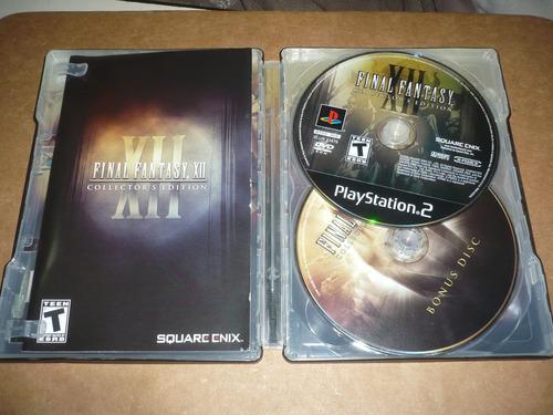 final fantasy 12 collector's edition