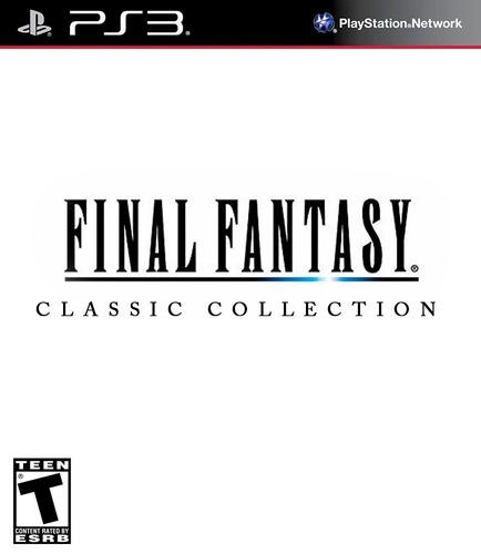 final fantasy ps3