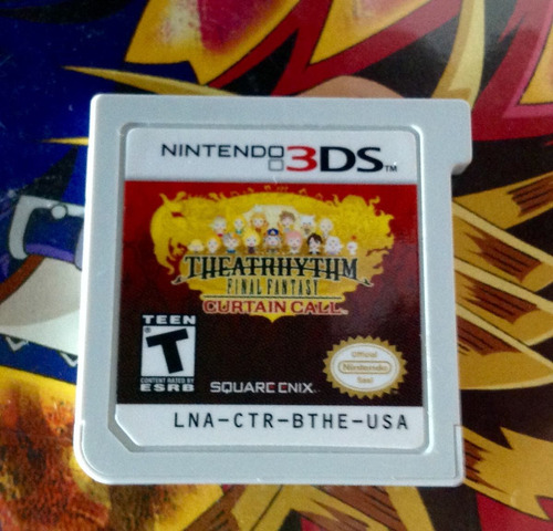 final fantasy theatrhythm 3 ds