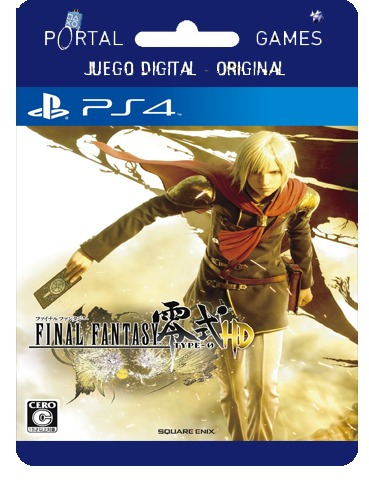 final fantasy type 0 ps4 * alkiplay * tenelo hoy