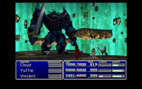 final fantasy vii & final fantasy viii double pack steam, pc