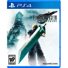 Final Fantasy Vii Remake Ps4 Midia Fisica