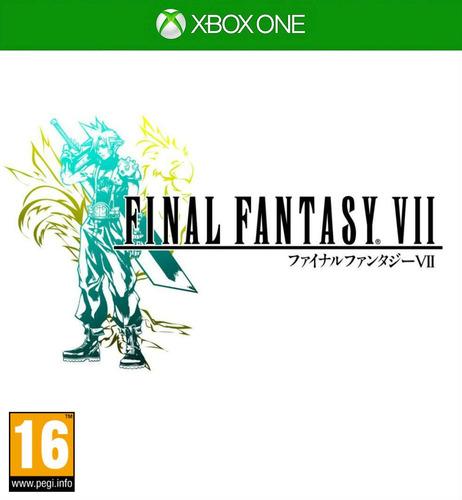 final fantasy vii xbox one online