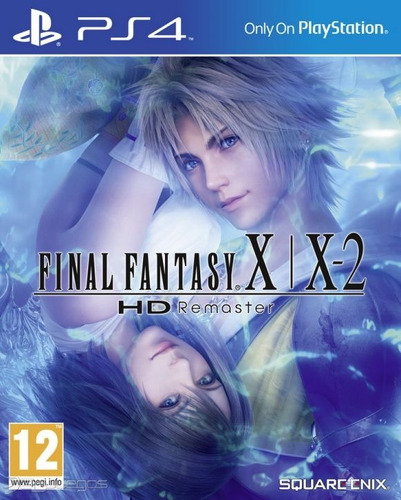 final fantasy x x-2 hd ps4