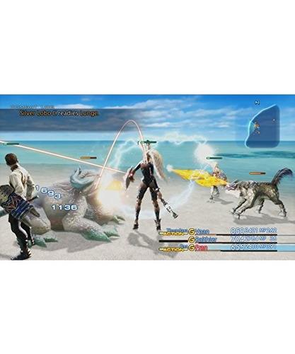 final fantasy xii: the zodiac age - playstation 4