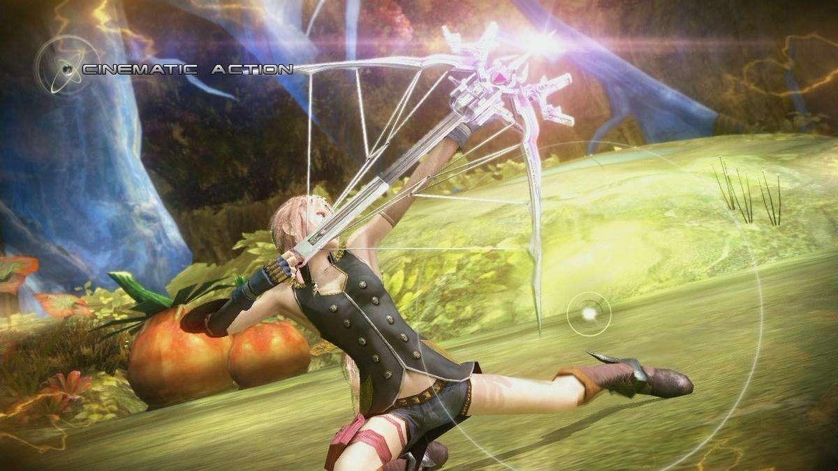 Final Fantasy Xiii-2 Pc Midia Fisica Em Dvd Frete Barato