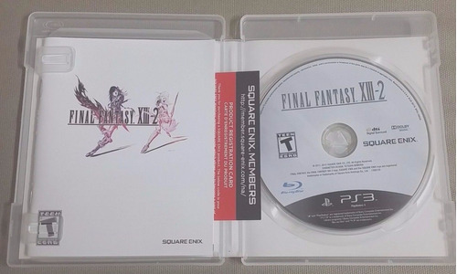final fantasy xiii- 2 ps3 envio gratis