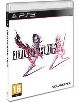 final fantasy xiii - 2  ps3 original nuevo sellado a pedido
