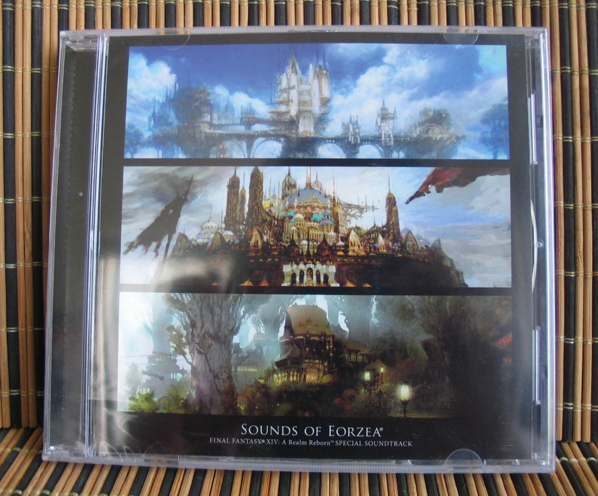Final Fantasy Xiv Sounds Of Eorzea Special Soundtrack Square