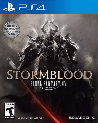 final fantasy xiv stormblood ps4 fisico envío gratis.